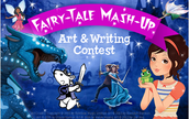 Fairy Tale Mash Up Art and Writing Contest
