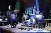 Potions is a class you will learn here at hogwarts