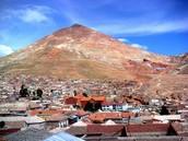 volcanic activity Irruputuncu