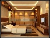 El dormitorio mas grande