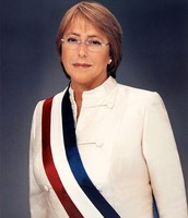The leader of Chile