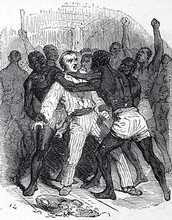 4. How did slaves resist (forms of resistance?