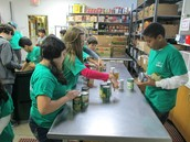 Field Trips to Local Food Banks