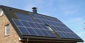 solar power roof