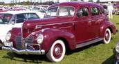 1939 Dodge D11 Luxury Liner 4-Door Sedan