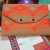 City Slim Clutch-SOLD