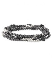 Jessie stretch set of four bracelets Was £40 Now £20
