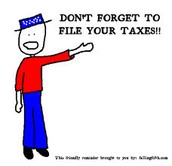 TAXES PART TWO