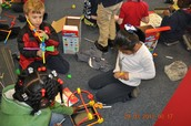 CWES - Tinkering Around On Club Day