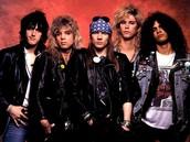The Last Concert of Guns n Roses history