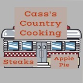 Come on down to Cass's Country Cooking for home style cooking and affordable prices