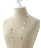 Monteray necklace silver
