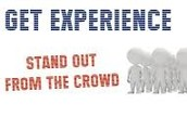 3. Gain Experience and networking