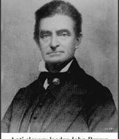 Kansas Nebraska Act Leader: John Brown