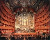 Lavish Teatro Theater in Argentina.