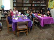 Mrs. Wolfe & Student of the Month
