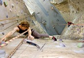 The Day to Belay That Stress Away