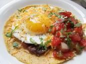 Huevos Rancheros de Mexico