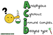 How to remember the types of Acids