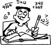 Maths: Problem solving with fractions