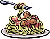Villa Slackwood Pasta Dinner