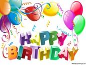 Happy Birthday to You!!!!