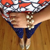 Daphne Pearl Bracelet