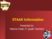 Information about STAAR