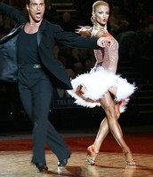The Cha-Cha-Cha is danced second in dance competitions.