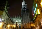 2.) Santiago de Compostela (Old Town)