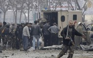 Afghanistan scene of bombing
