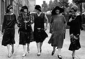 The Beginning of Modern Fashion.