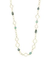 Arabesque Necklace - Gold
