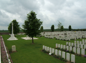 In the memory of Lance Corporal Ernest Wylie Clout