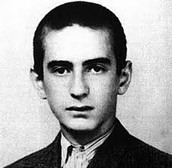 This is Elie Wiesel as a child