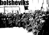 Bolshevik Party Seizes Power - November 1917