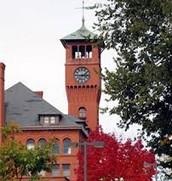UW-Stout Bell Tower