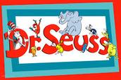 Dr. Seuss Week Fun