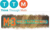 TTM March Math Madness!