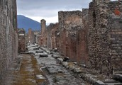 What the city of Pompeii looks like today and who was involved???