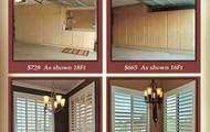 Garage Storage Cabinets & Plantation Shutters