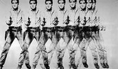 The eight Elvis's