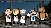 Characters in Act 1
