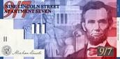 אברהם לינקולן על שטר