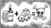 Beer+Drunk Driving=Muder