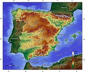Geography and Climate of Spain