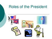 Roles of the President: guided questions (Rubric #5)
