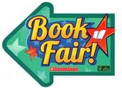 Scholastic Book Fair Scheduled!