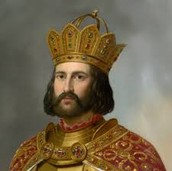 Otto I crowned emperor of the romans