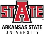#3 Arkansas State University